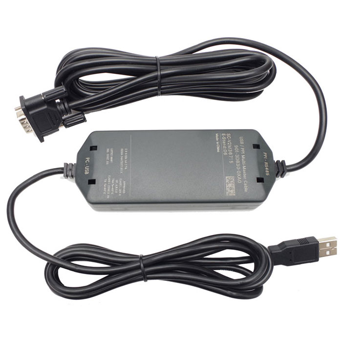 西门子mpi电缆驱动_PPI编程电缆-免驱型